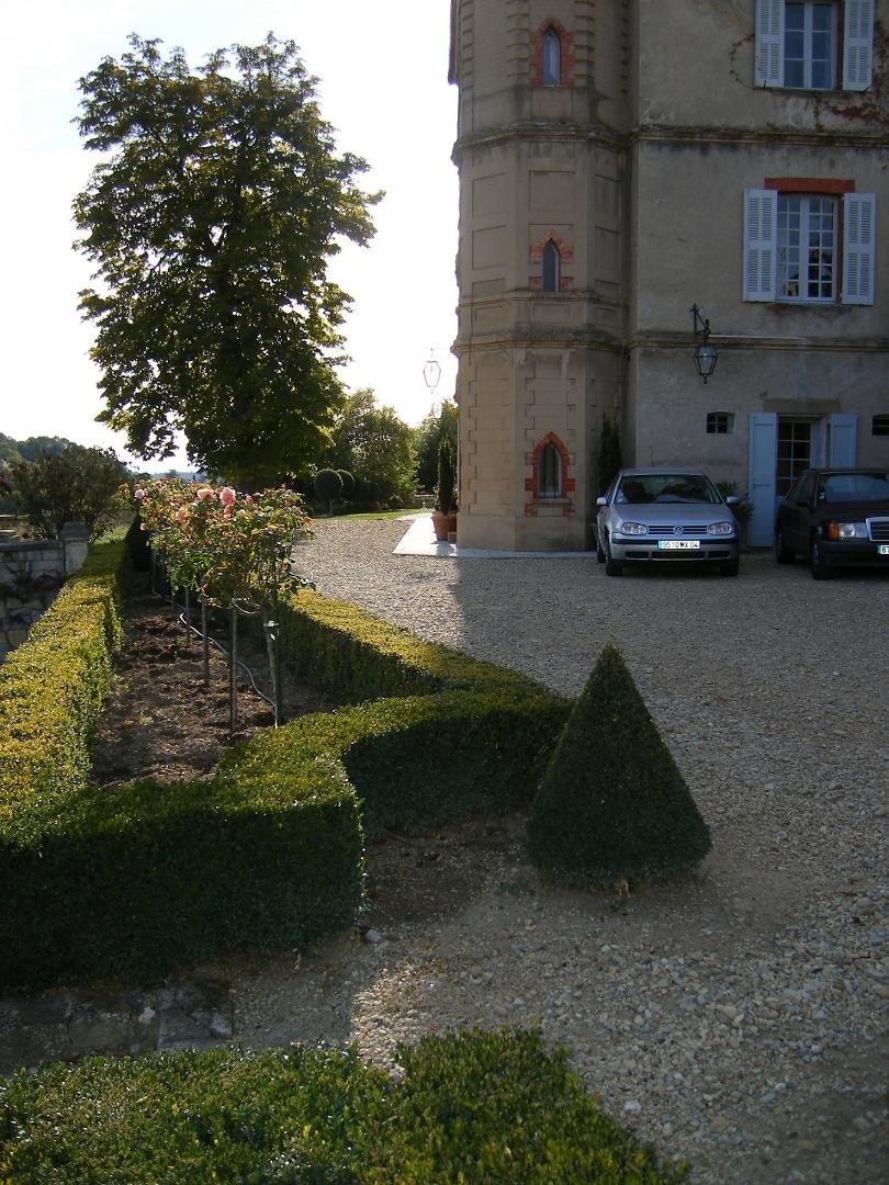 Château du Grand Jardin : chambres d'hôtes château ...